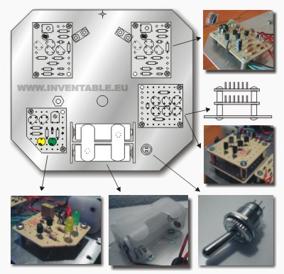Robot a transistores - Parte 4