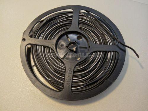 Carrete para tiras de leds usado para contener cables de conexiones.
