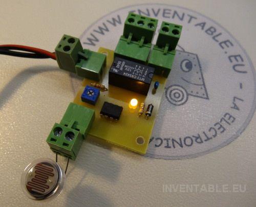 Foto del prototipo.