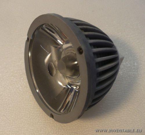 Lámpara con un led de 5 Watt