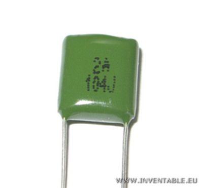 Capacitor de 100nF