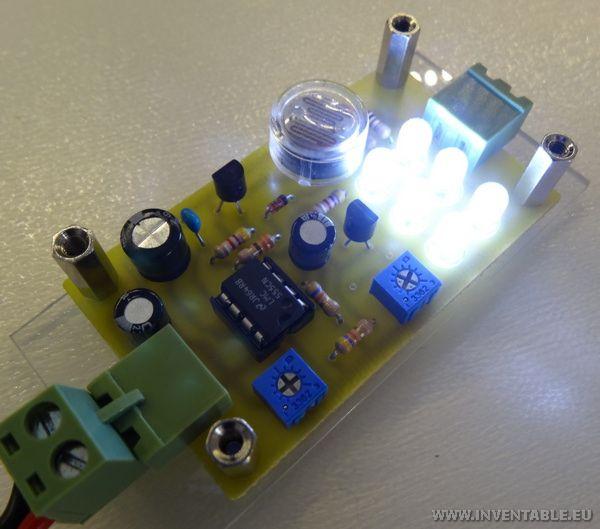 حسن نیت ارائه میدهد نور LED 2.JPG عکس