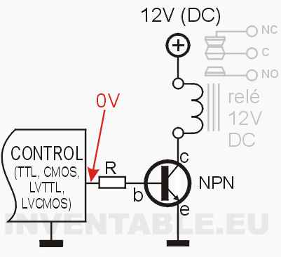 relay with Controlar Rele Con Transistor on o Conectar El Claxon Con La Alarma Del Auto as well VW Tech Article Turn Signal Switches Relays moreover Controlar Rele Con Transistor further Hella Twin Supertone Horns besides 220800271878.