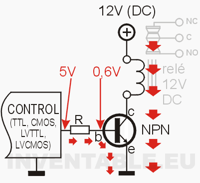 66726 Functions Of Resistors In Electronic Circuits Explained also 2n2222 Transistor likewise Introduction To Bc547 as well Visio Stencils likewise File Diagrama de Transistor NPN. on transistor base