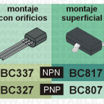 Los BC327 y BC337, BC807 y BC817
